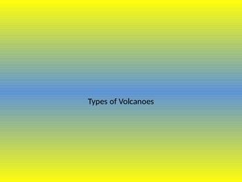 Volcano Types and Hazards