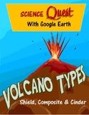Volcano Virtual Field Trip with Google Earth