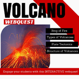 Volcano Webquest Interactive Virtual Field Trip