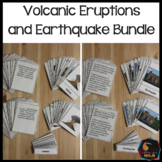 Volcanic Eruptions and Earthquake Bundle