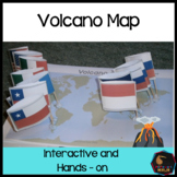 Volcanic Eruptions map