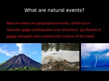 Volcano power point presentation