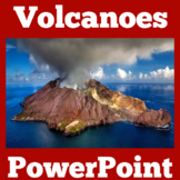 Types of Volcanoes PowerPoint Activity