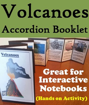 Types of Volcanoes and Lava Activity (Geology Unit)