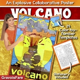 Volcanoes Activity — Collaborative Poster and Research-Writing Project