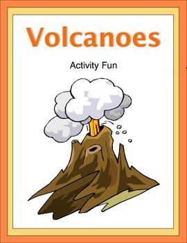Volcanoes Activity Fun