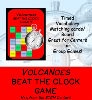 Volcanoes Beat the Clock Game