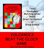 Volcanoes Beat the Clock Game