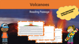 Volcanoes Comprehension