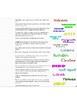 Volcanoes Drag-n-Drop Vocab for Google Classroom