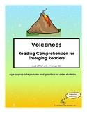 Volcanoes - Emergent Reader and Activities