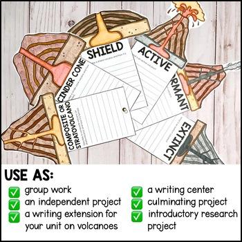 Volcanoes: Fact Fan