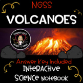 Volcanoes- Science Interactive Notebook & Journal