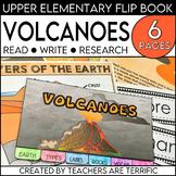 Volcanoes Flipper Book