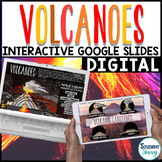 Volcanoes Google Classroom Distance Learning | Interactive
