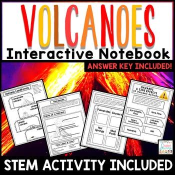 Volcanoes Interactive Notebook