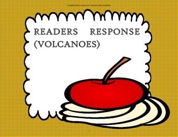 Volcanoes - 2nd Grade -  Tri Folds + Activities