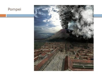 Volcanoes - Mt. Vesuvius