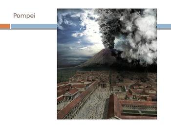 Volcanoes - Mt. Vesuvius