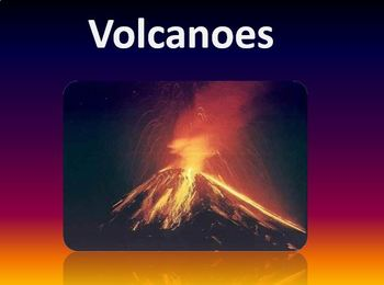 Volcanoes Notes Bundle