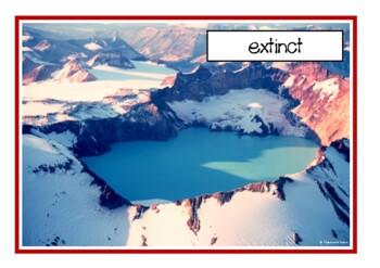Volcanoes Photo Set