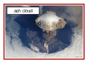 Volcanoes Photo Set