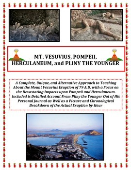 Volcanoes: Pompeii and Mount Vesuvius (Experienced Like Never Before)