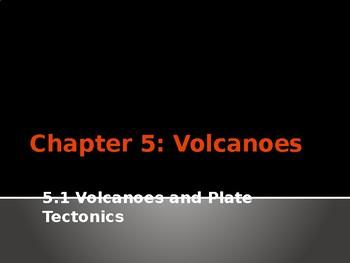 Volcanoes PowerPoint