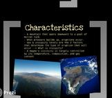 Volcanoes Prezi