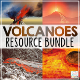 Volcanoes Activities Resource Bundle