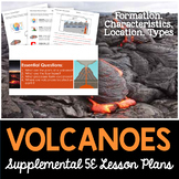 Volcanoes - Supplemental Lesson - No Lab