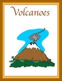 Volcanoes Thematic Unit