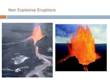 Volcanoes - Volcanic Eruptions