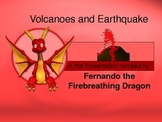 Volcanoes and Earthquakes-A Hot Story Powerpoint