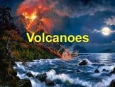 Volcanoes (animated)