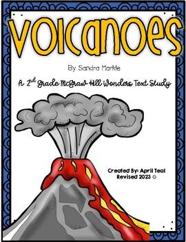 Volcanoes by Sandra Markle Book Study