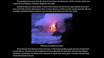 Volcanoes in Hawaii PowerPoint