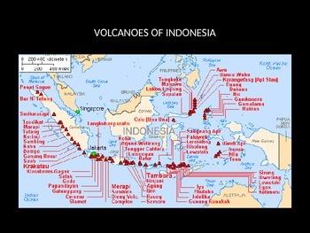 Volcanoes of Indonesia