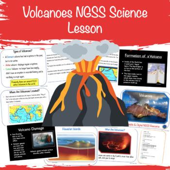 Volcanos - Lesson