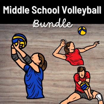 Volleyball Bundle - Sport Ed in PE