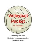 Volleyball Packet 5th - 8th Grade