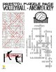 Volleyball Puzzle Pages (Wordsearch and Criss-Cross Grid)