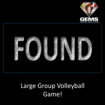 Volleyball Skill Game!  FOUND