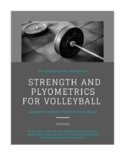 Volleyball Strength and Plyometric Workouts