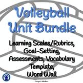 Volleyball Unit Bundle