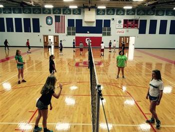 Volleyball Unit - Cooperative Learning Model - With Assessments & Lesson Plans