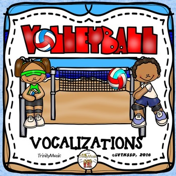 Volleyball Vocalizations (Vocal Exploration)