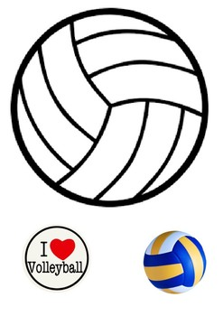 Volleyball Word Search