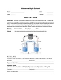 Voltaic Cell Virtual Lab