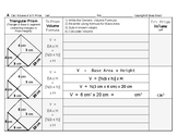 Volume 07: Volume of Triangular Prisms & Base Area & Height's Effect  + QUIZ